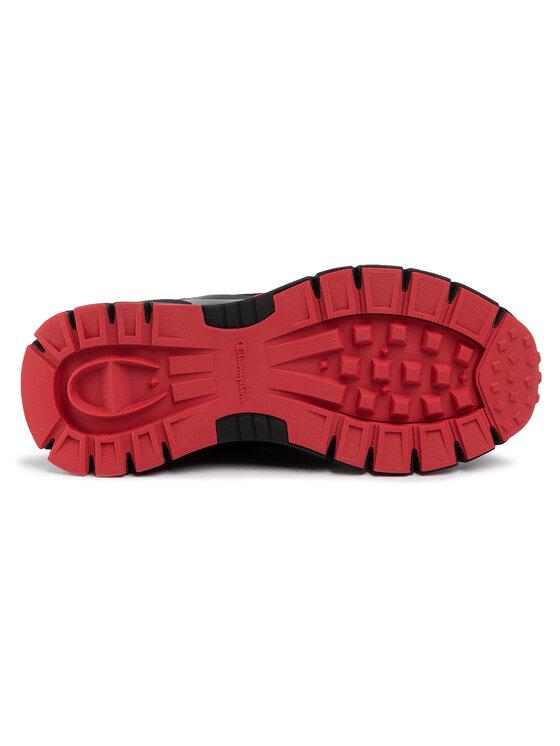 Champion Champion Sneakersy Honor Leather S21164-F19-KK001 Czarny