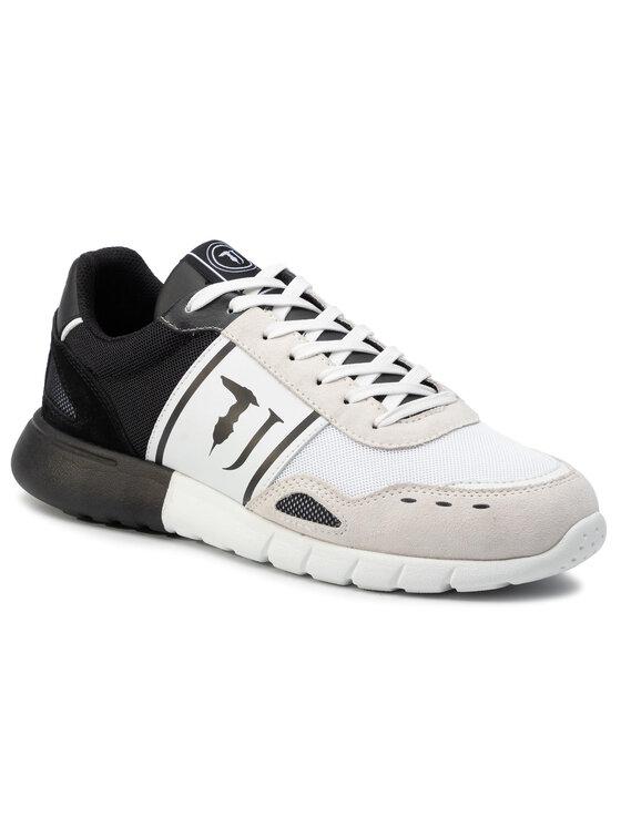 Trussardi Trussardi Jeans Laisvalaikio batai 77A00189 Balta