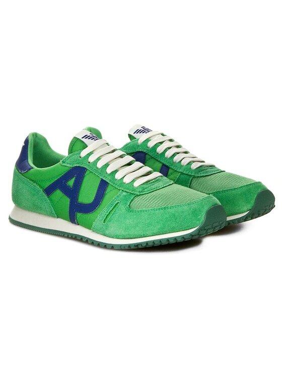Armani Jeans Armani Jeans Sneakers Z6524 26 46 Grün