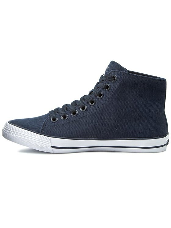 Calvin Klein Jeans Calvin Klein Jeans Πάνινα παπούτσια Ozzy SE8534 Σκούρο μπλε