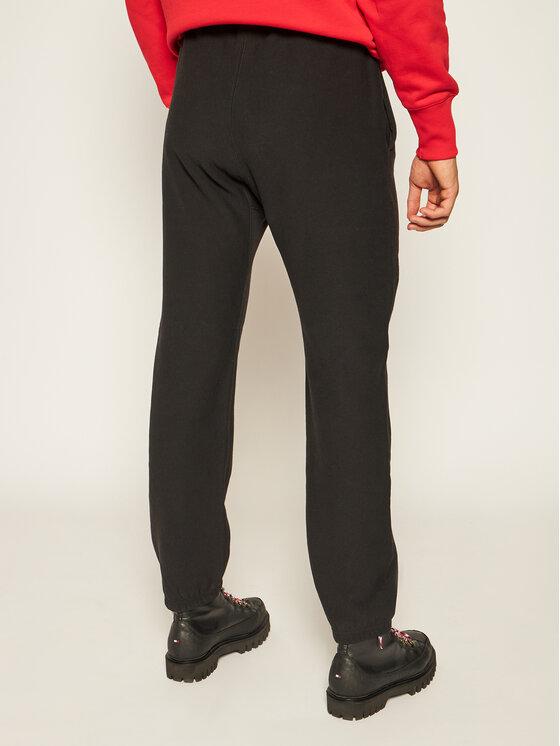 Champion Champion Sportinės kelnės Reverse Weave 212582 Juoda Regular Fit