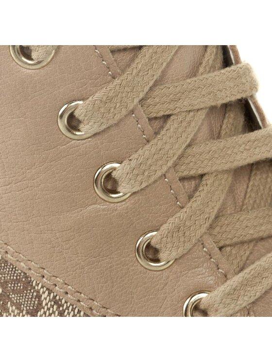 Guess Guess Sneakers Farina4 FL4FA4 LEA12 Beige