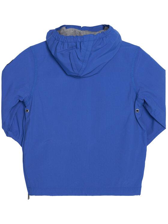 Napapijri Napapijri Átmeneti kabát Rainforest NP0A4EPL D Kék Regular Fit
