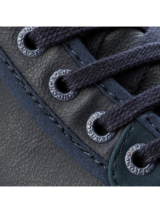 Pepe Jeans Pepe Jeans Scarpe da ginnastica Industry Basic Camu PBS30309 Blu scuro