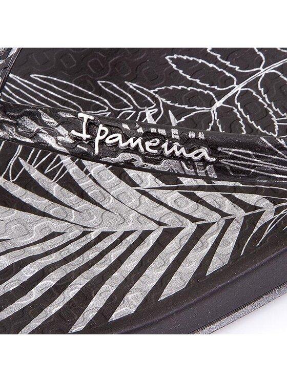 Ipanema Ipanema Σαγιονάρες Ipanema Foliage Fem 81451 Μαύρο