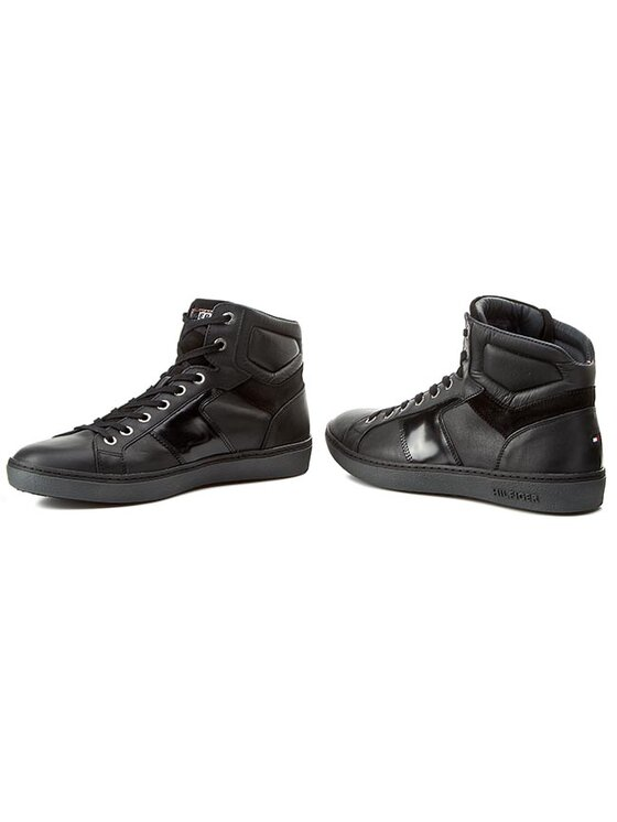 TOMMY HILFIGER TOMMY HILFIGER Sneakers Clinton 2A FM56819955 Nero