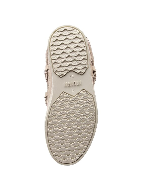 Inuikii Inuikii Boty Sneaker Curly 70202-16 Béžová