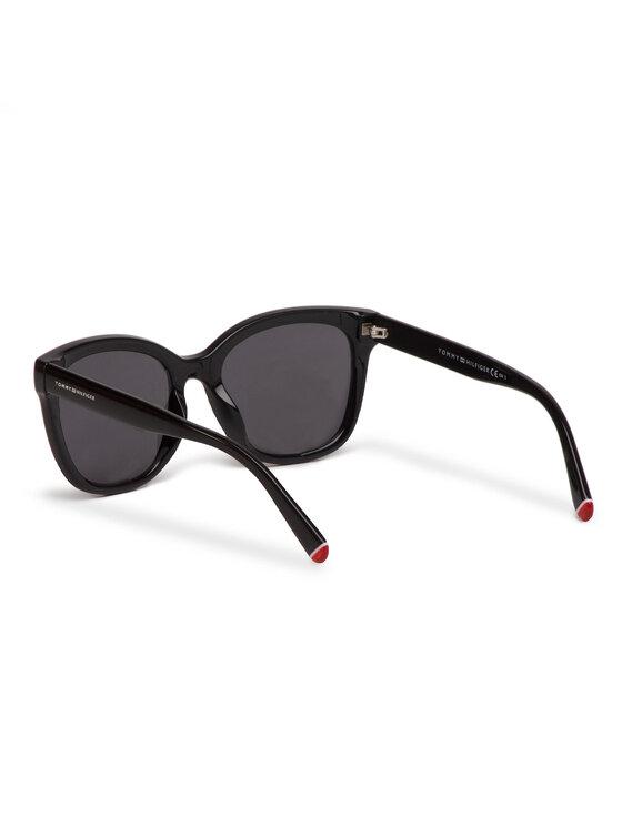 Tommy Hilfiger Tommy Hilfiger Okulary przeciwsłoneczne 1601/G Czarny