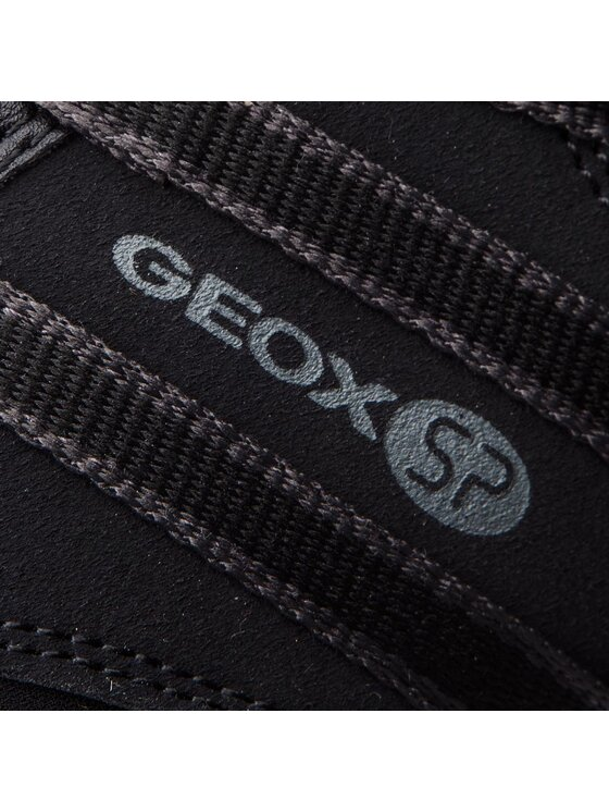 Geox Geox Félcipő U Ravex B U743FB 05411 C9999 Fekete