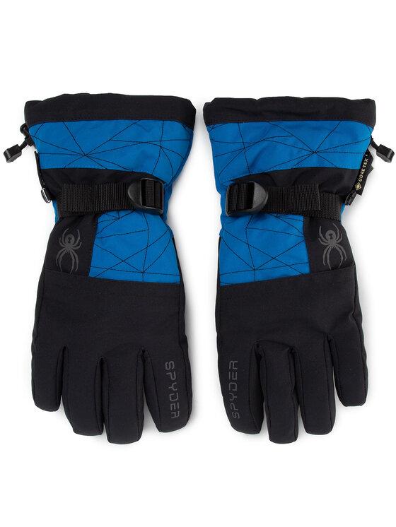Spyder Slidinėjimo pirštinės M Overweb Gtx Ski Glove GORE-TEX 197004 Juoda