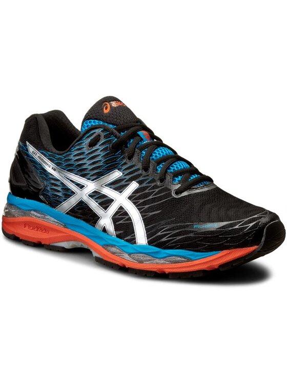 Asics Asics Pantofi Gel-Nimbus 18 T600N Negru