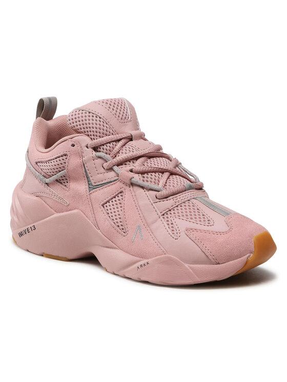 ARKK Copenhagen Laisvalaikio batai Tuzon Suede W13 CR6501-0307-W Rožinė