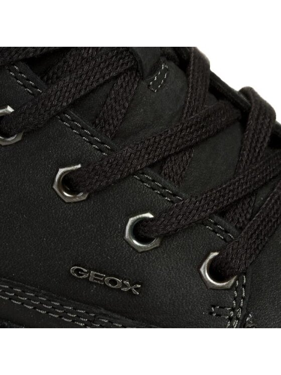Geox Geox Šnurovacia obuv U44X2E 03222 C0539 Čierna