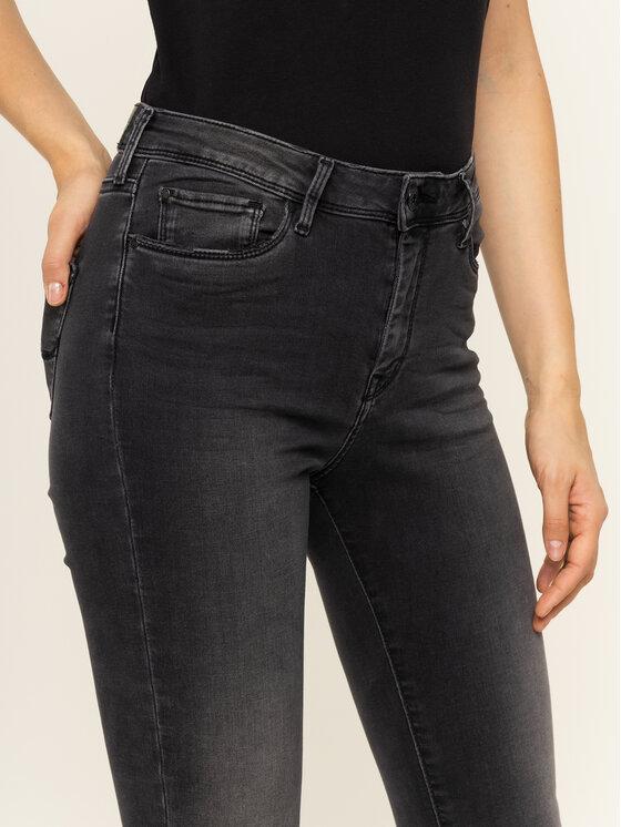 Pepe Jeans Pepe Jeans Džinsai Cher PL203384 Pilka Skinny Fit