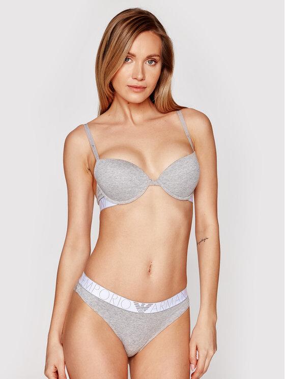Emporio Armani Underwear Emporio Armani Underwear Biustonosz push-up 164394 1P227 00948 Szary