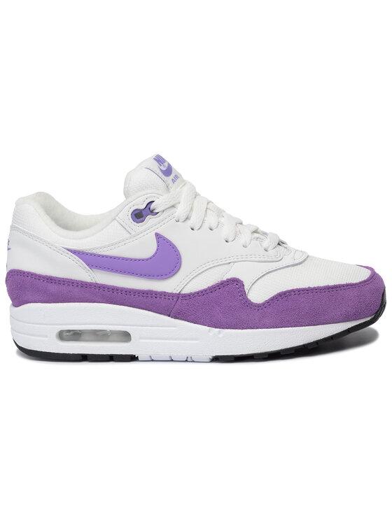 Nike Nike Buty Air Max 1 319986 118 Biały
