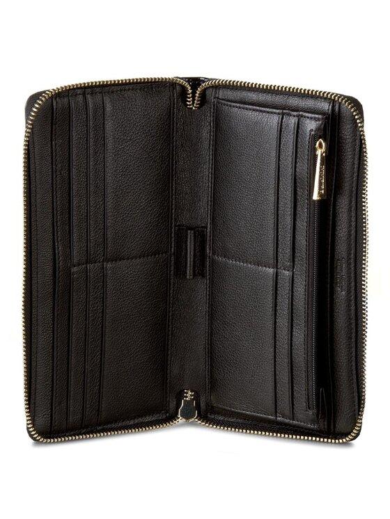 Baldinini Baldinini Velká dámská peněženka Paprika 676502TPB0237 Černá