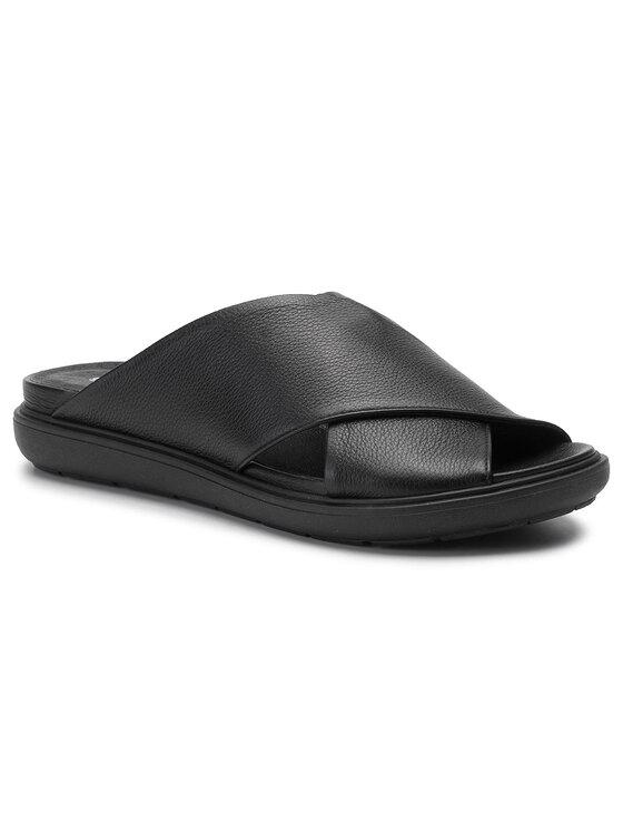 Gino Rossi Gino Rossi Mules / sandales de bain Ren DLI261-BS6-1700-9900-0 Noir