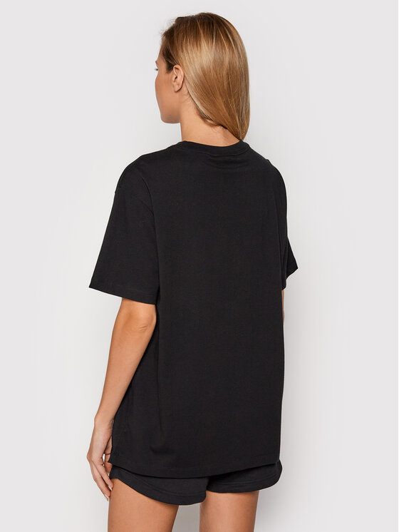 Nike Nike T-shirt Sportswear Essential DH4255 Crna Oversize