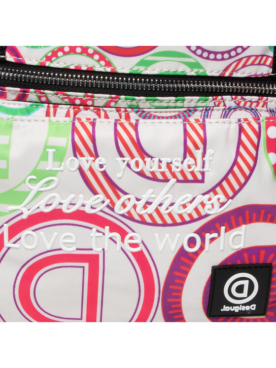 Desigual Desigual Plecak 20SAKA07 Kolorowy