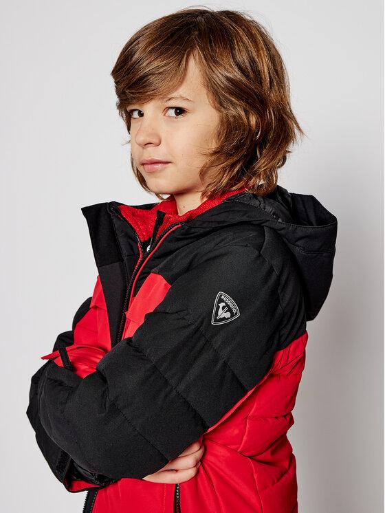 Rossignol Rossignol Kurtka narciarska Poludown RLJYJ04 Czerwony Classic Fit