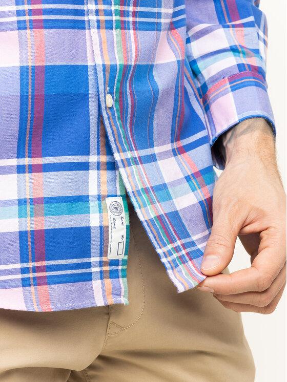 Polo Ralph Lauren Polo Ralph Lauren Camicia Multi Oxford 710784298 Multicolore Custom Fit