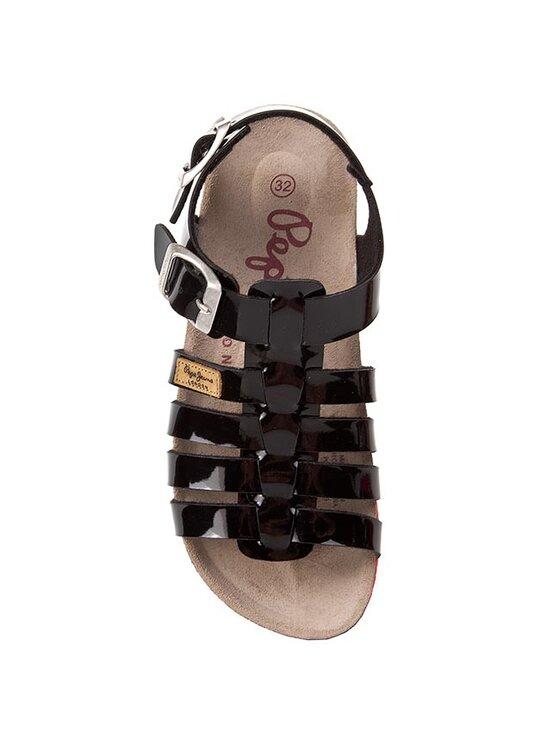 Pepe Jeans Pepe Jeans Sandalen Bio Sandal PGS90044 Schwarz