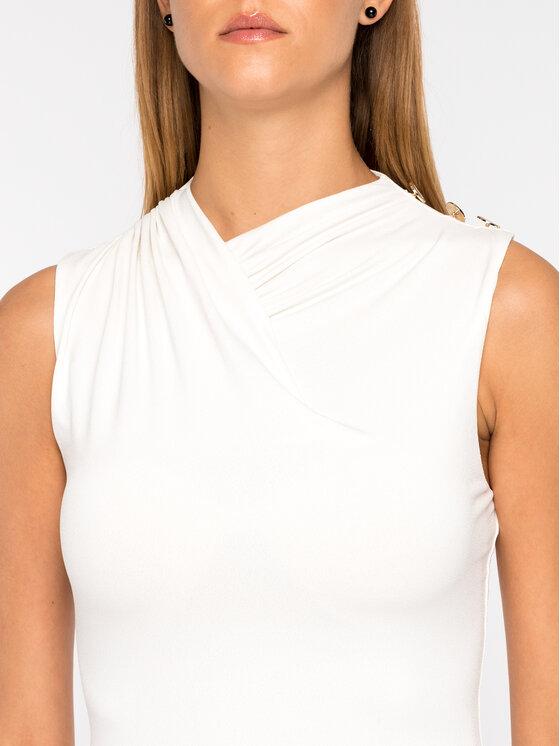 Guess Guess Bluzka 94G609 6230Z Biały Slim Fit