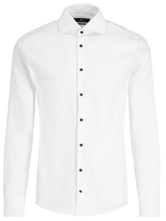 Pierre Cardin Pierre Cardin Chemise 5731/000/26827 Blanc Modern Fit