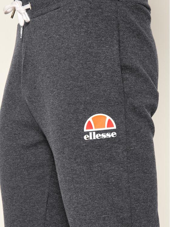 Ellesse Ellesse Spodnie dresowe Darwin Jog SHC07444 Szary Regular Fit