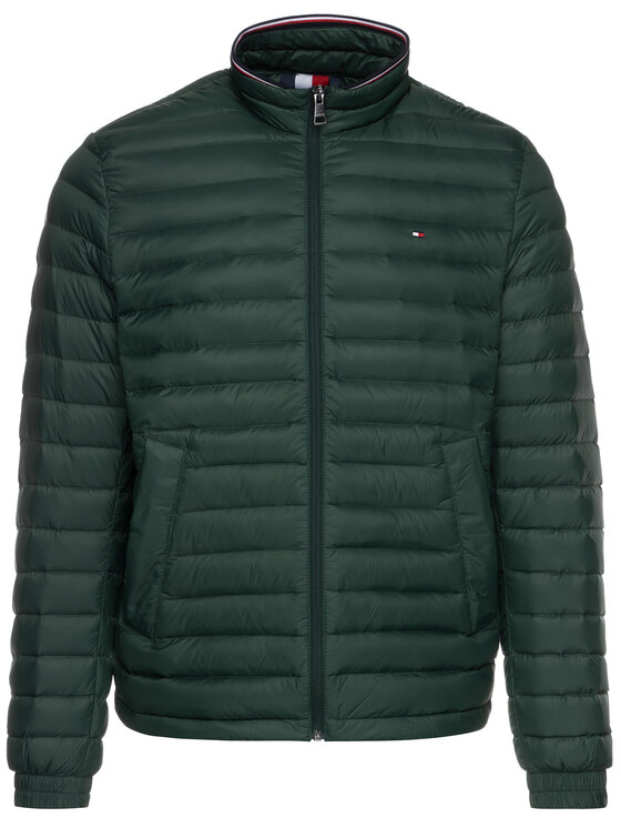 Tommy Hilfiger Tommy Hilfiger Giubbotto piumino Packable MW0MW12156 Verde Regular Fit