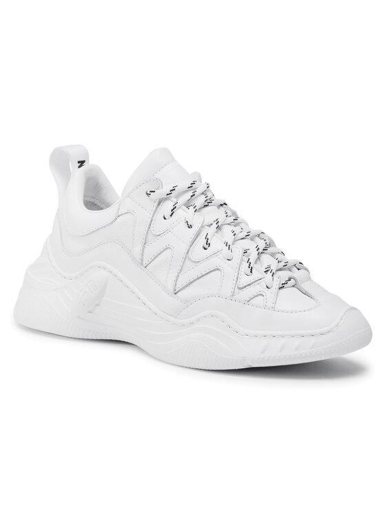 Stokton Laisvalaikio batai Warrios-D Balta