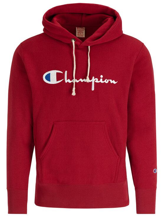 Champion Champion Sweatshirt 212574 RS517 Dunkelrot Regular Fit