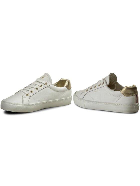 Gant Gant Sneakersy Alice 14531632 Bílá