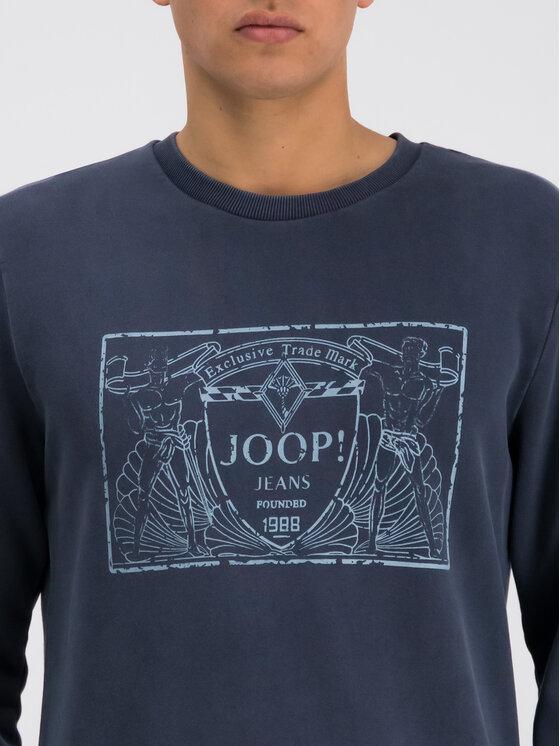 Joop! Jeans Joop! Jeans Суитшърт 30017374 Тъмносин Regular Fit