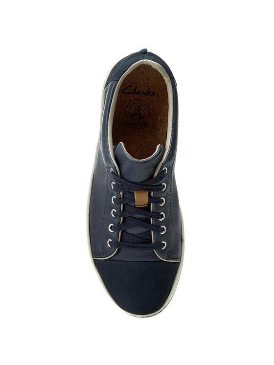Clarks Clarks Laisvalaikio batai Ballof Walk 261125897 Mėlyna