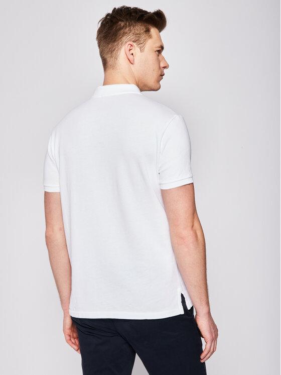 Polo Ralph Lauren Polo Ralph Lauren Polo marškinėliai 710660897 Balta Regular Fit