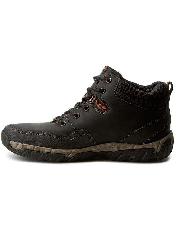 Clarks Clarks Boots Walbeck Top 261219347 Noir