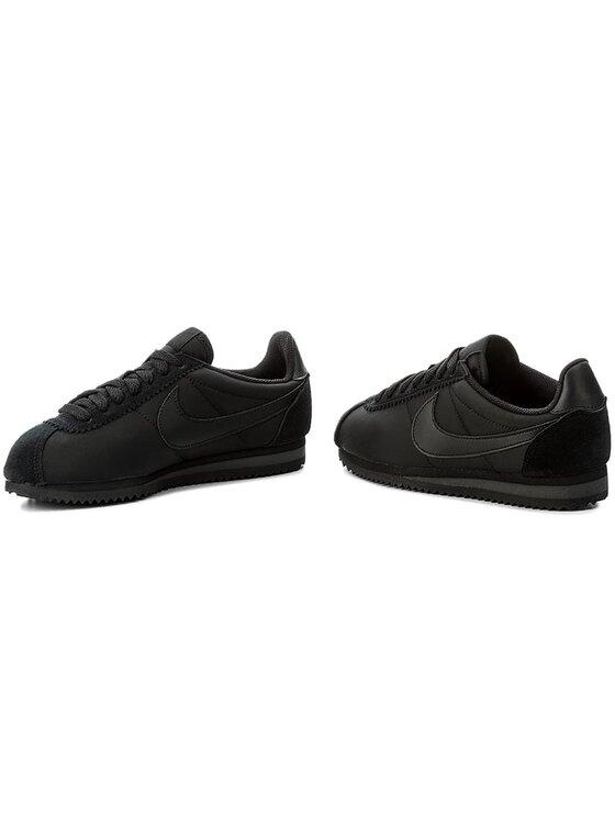 Nike Nike Scarpe Wmns Classic Cortez Nylon 749864 003 Nero