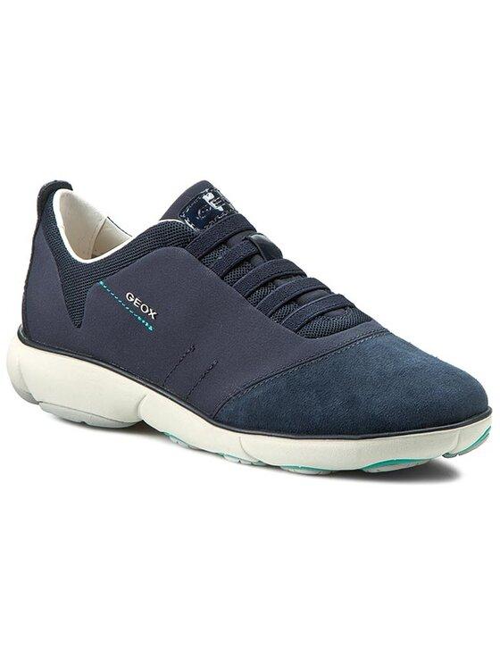 Geox Geox Pantofi D Nebula C D621EC 01122 C4002 Bleumarin