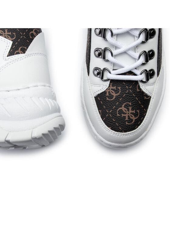 Guess Guess Sneakersy Bahaa FL7BAH FAL12 Biały
