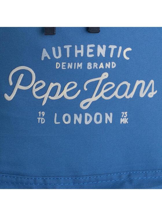 Pepe Jeans Pepe Jeans Plecak Kepel 66423A1 Granatowy