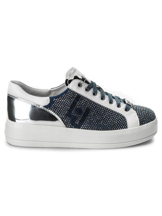 Liu Jo Liu Jo Laisvalaikio batai Sneaker Rose B18019 T2030 Tamsiai mėlyna
