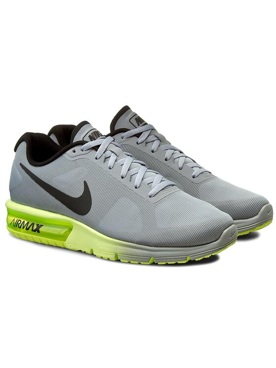 Nike Nike Buty Air Max Sequent 719912 013 Szary