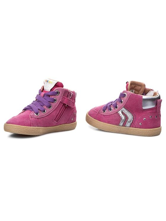 Geox Geox Chaussures basses B Kiwi G. C B44D5C 022BC C8295 Rose
