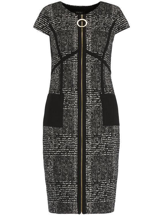 DKNY DKNY Robe de jour DD8JD737 Noir Slim Fit