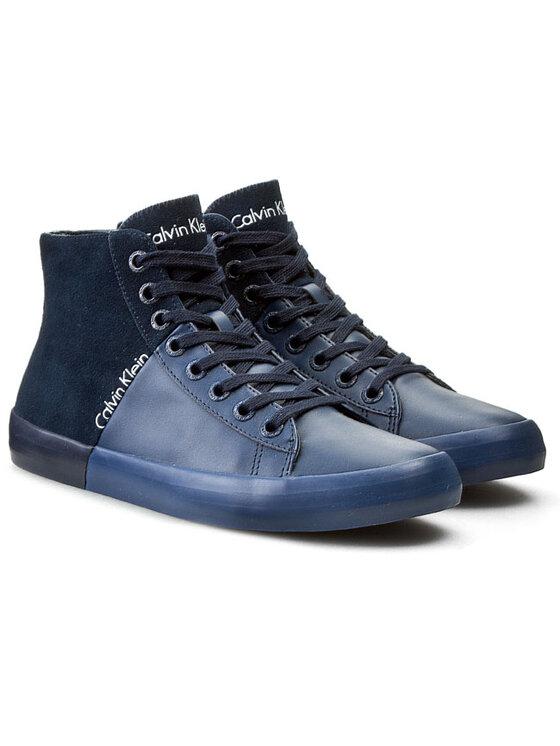 Calvin Klein Jeans Calvin Klein Jeans Sneakers Buck SE8463 Blu scuro