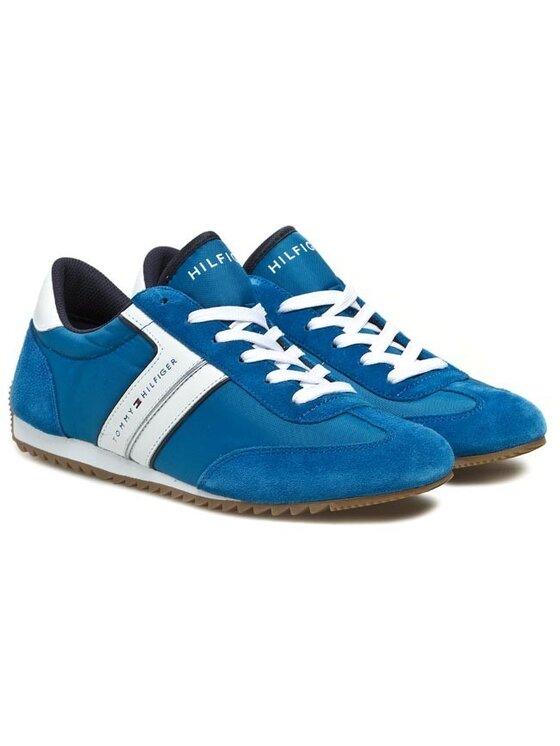 Tommy Hilfiger Tommy Hilfiger Sneakers FM56816957 Bleu
