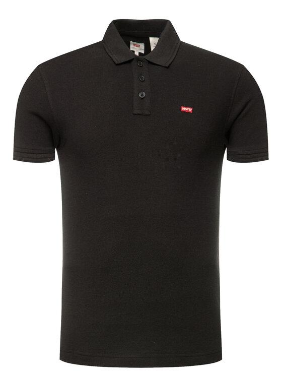 Levi's® Levi's Polo Housemark 22401-0080 Μαύρο Regular Fit