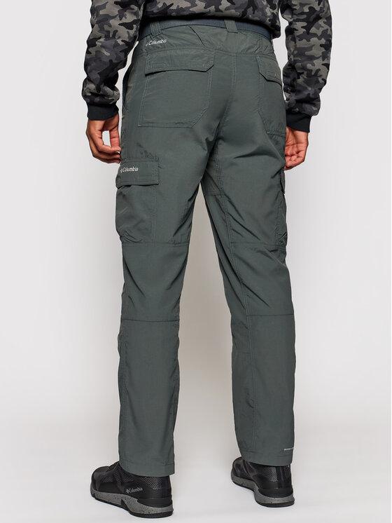 Columbia Columbia Spodnie outdoor Silver Ridge II 1794901 Szary Regular Fit